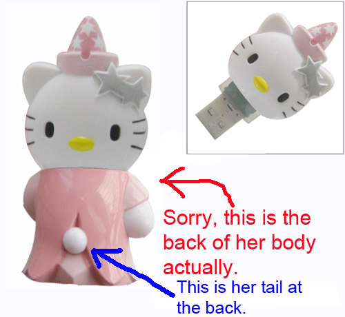 Hello Kitty Pen Drive